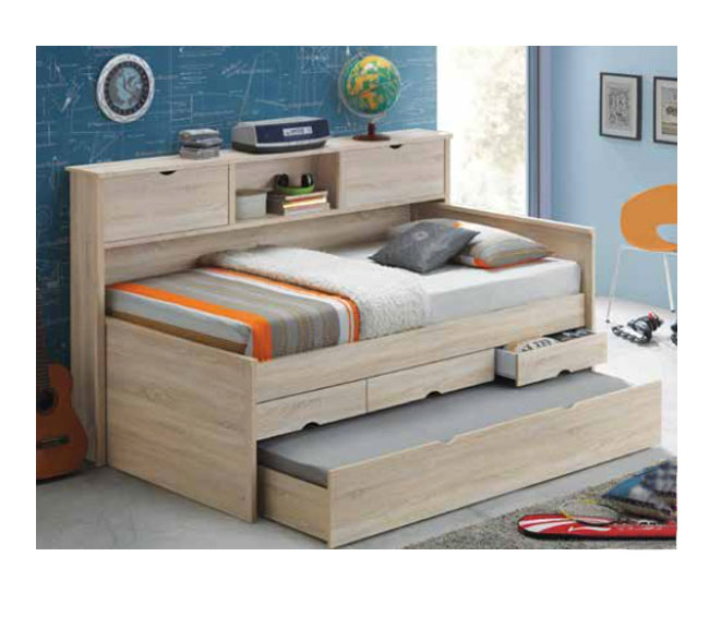 detailed look 63537 8758e Andira King Single Captains Bed | Furniture Adelaide